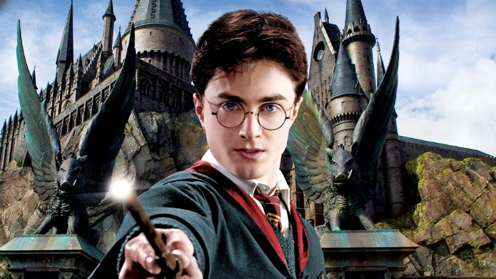 """""""The Wizarding World of Harry Potter"""" at Universal Studios Hollywood"""